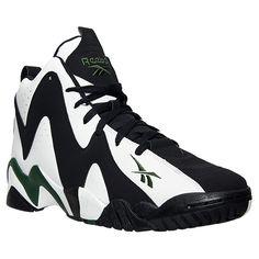 5ccd9d7a944 Men s Reebok Kamikaze II Mid Retro Basketball Shoes