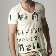 Camiseta Manga Curta 020690