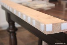 How to Make a Board Mounted Valance - How to Nest for Less™ Window Cornice Diy, Wood Valance, Window Cornices, Valance Window Treatments, Kitchen Window Treatments, Diy Curtains, Window Coverings, Valance Ideas, Sewing Curtains