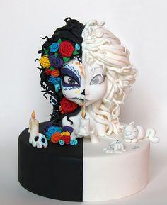 Them Bones—More From the Sugar Skull Bakers   American Cake Decorating