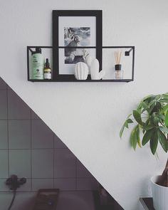 Eindrücke aus unserer Wohnung in Instagram-Fotos - Badezimmer Deko