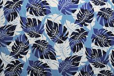 """<ul>  <li>Hawaiian print cottonfabric.</li>  <li>45 inches wide.</li>  <li>Colors and shapes of this picture may vary from the original fabric.</li>  </ul>  <p style=""""text-align: center;"""">[Additional information below is based on a yard of this material]</p>"""