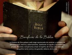 Beneficios de la Biblia