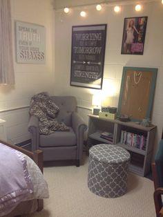 Indiana University Single Dorm-Teter Rabb. Classy & Cozy.                                                                                                                                                                                 More