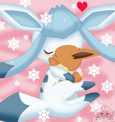 Minti the shiny glaceon by on DeviantArt Pokemon Eeveelutions, Eevee Evolutions, Pokemon Rules, Baby Animals Super Cute, Pokemon Images, Anime Japan, Cool Pokemon, Cute Pictures, Pikachu