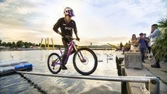 Join me on wild run through Austria's capital Vienna! Riding and jumping my way to the FIVB Beach Volleyball World Championships Vienna 2017 presented by A1 ...
