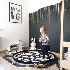 Baby Toys Kid Play Game Mat Floor Round Carpet Rug For Children Educational Toys Organizer Buggy Bag Pouch Baby Crawling Blanket Baby Boy Rooms, Baby Room, Kid Toy Storage, Playroom Storage, Art Wall Kids, Kid Spaces, Kids Decor, Kids Bedroom, Room Kids