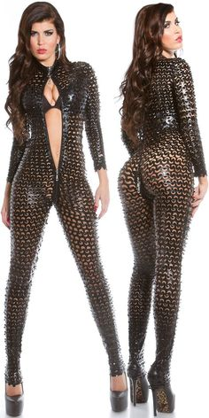 KouCla Metallic GoGo Overall OV18262 via GÖMDA JUVELER FASHION. Click on the image to see more!