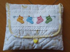 Baby Bag 100 handmade embroidery by hand by MeSaleBordado on Etsy, €30.00