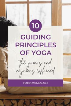 What does it mean to live a yogic lifestyle? Start by learning more about the yamas and niyamas from Patanjali's eight limbs of yoga. Yoga Mantras, Yoga Quotes, Workout Routines, Workouts, Yamas And Niyamas, Eight Limbs Of Yoga, Lotus Yoga, Yoga Philosophy, Yoga Teacher Training