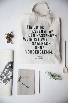 Hotel Tiroler Buam on Behance Adobe Indesign, Reusable Tote Bags, Behance, Branding, Cooking School, Good Food, Food And Drinks, Brand Management, Brand Identity