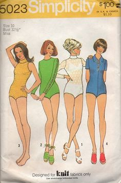 Simplicity 70s Sewing Pattern Uncut FF Long by AdeleBeeAnnPatterns, $8.00