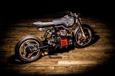 Ed Turner Motorcycles CX500 Custom Cafe Racer is the definition of an elegant high end custom motorcycle that performs as good as it looks.