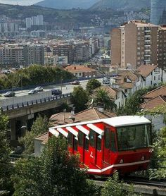 Funicular de Artxanda. Bilbao.