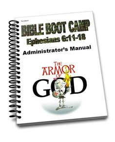 FREE Armor of God VBS