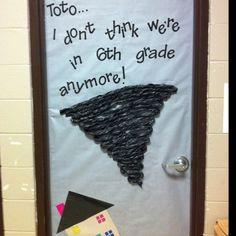 Classroom door #love