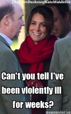 The Inner Duchess of Kate Middleton - My sick look - My sick look