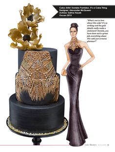 The Red Carpet Cake Collaboration | Cake Masters Magazine