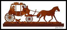 free printable scroll saw patterns | Scrollsaw Workshop: Wedding Carriage Scroll Saw Pattern.