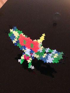 Een vliegende draak