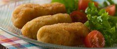 Croquetas de cebolla y papas a las finas hierbas   Las mejores recetas saludables encontralas en Viví Nestlé