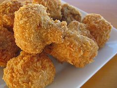 Another great recipe for your super bowl party here – fried mushrooms. Fried mushrooms are whole mushrooms coated with a batter, rolled in bread crumbs and then deep fried.