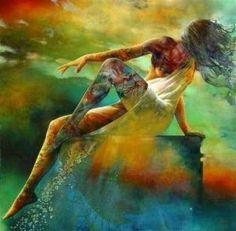 Confluenţe Literare : Ţi-am spus că te iubesc? Image 3d, Love Art, Female Art, Art Boards, Painting & Drawing, Amazing Art, Fantasy Art, Art Photography, Opera