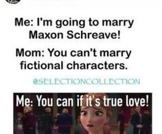 Image via We Heart It https://weheartit.com/entry/143206531 #theselection #maxon #keiracass
