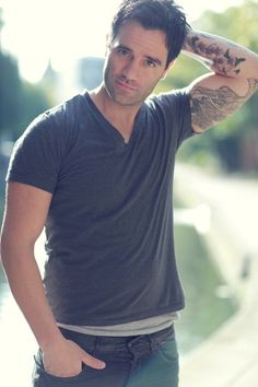 You, sir, are a beautiful, talented man!!!  Ramin Karimloo - Played Phantom in 'The Phantom of the Opera'; Played in Les Miserables; and now has a band called Sheytoons.