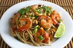 Pad Thai - who doesn't love some Pad Thai!!