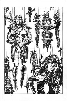 Comicartfans :: Manage Galleries :: My Galleries Comic Books Art, Comic Art, Art Archive, Dark Horse, Art Store, Art Pages, Comic Covers, Types Of Art, Fantasy World