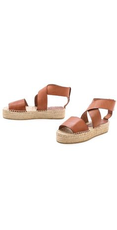 Vince Elise Espadrille Flat Sandals | SHOPBOP Extra 25% Off Sale Styles Use Code: SCORE17