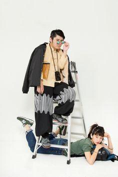 [CULTURE] コムアイ(水曜日のカンパネラ)のフリー対談連載「さぐりさぐり」vol.15 - NYLON JAPAN