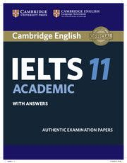 IELTS Test Materials: Cambridge IELTS 11 with Audio