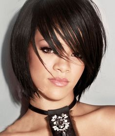 Short Layered Bob Hairstyles African American