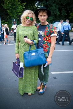 Street Style Berlin Fashion Week Blogger Streetstyle Fashionweek