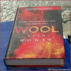 I read #Wool by #HughHowey last week. A very enjoyable read. Highly recommended