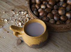 Hazel milk  medieval