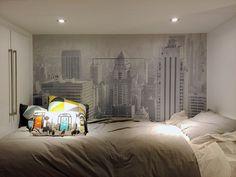 Interior design - yacht bedroom