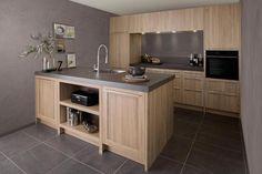 Riga Keukens Inspiratie : Beste afbeeldingen van houten keukens met kookeiland in