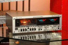 Vintage audio Marantz Cassette player Tape deck