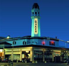 Mount Baker Theatre, Bellingham, WA.
