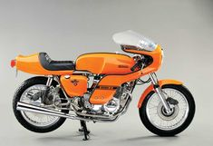 Pulling the Trigger: Rickman Honda CR750 - Classic Japanese Motorcycles - Motorcycle Classics