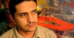 Supporting the work of Ashraf Fayadh, who is serving time in prison for writing his poetry.