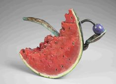 Decorative ceramic teapot - @Jenna Nelson Gleason Why didn't Davy do something like this?