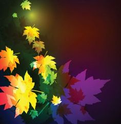 Free beautiful maple leaf background 01 vector graphic in encapsulated postscript . Abstract Backgrounds, Wallpaper Backgrounds, Colorful Backgrounds, Wallpapers, Leaf Background, Vector Background, Free Vector Graphics, Free Vector Images, Leaf Images