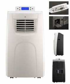 14000BTU PORTABLE AIR CONDITIONER by SHINCO. $399.00. Quiet Indoor Operation w/ Multiple Fan Speeds. Programmable On/Off Timer,Built-In Dehumidifier. Wireless Remote Control,All Around Casters For Maximum Portability. High-Efficiency Rapid Cooling. Vivid Digital LCD Display w/ Digital Thermostat. AP14000, 14000 BTU Portable Air Conditioner.  The AP14000 portable air conditioner is designed to condition an average-sized rooms up to 500 sq. ft.  Auto Evaporation Functio...