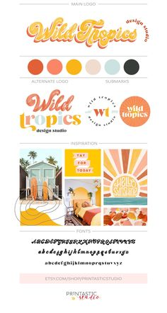 This fun retro Branding Package is a perfect solution to professionally brand your business at a fraction of the cost of custom work. It would be perfect for photographers, event planners, wedding venues, interior designers, stylists, boutiques, make-up artists, bloggers and other. ♥ What you'll receive ♥ 1. SINGLE LOGO + Watermark (usually the MAIN LOGO or any other one of the logo options pictured - please mention which one you'd like) ...But feel free to upgrade to the full branding package i