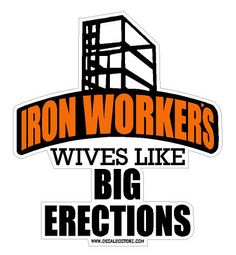 ironworker wife - Google Search