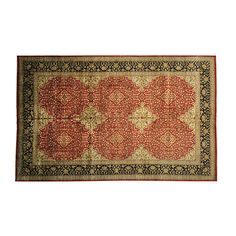 awesome Hand Knotted Rug Sarouk Fereghan 10'x16' 100% Wool 300 Kpsi Oriental Rug Sh14387 Check more at http://yorugs.com/product/hand-knotted-rug-sarouk-fereghan-10x16-100-wool-300-kpsi-oriental-rug-sh14387/